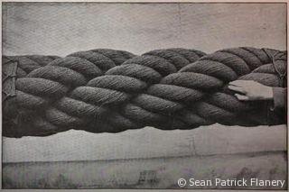 Flanery's dangling python