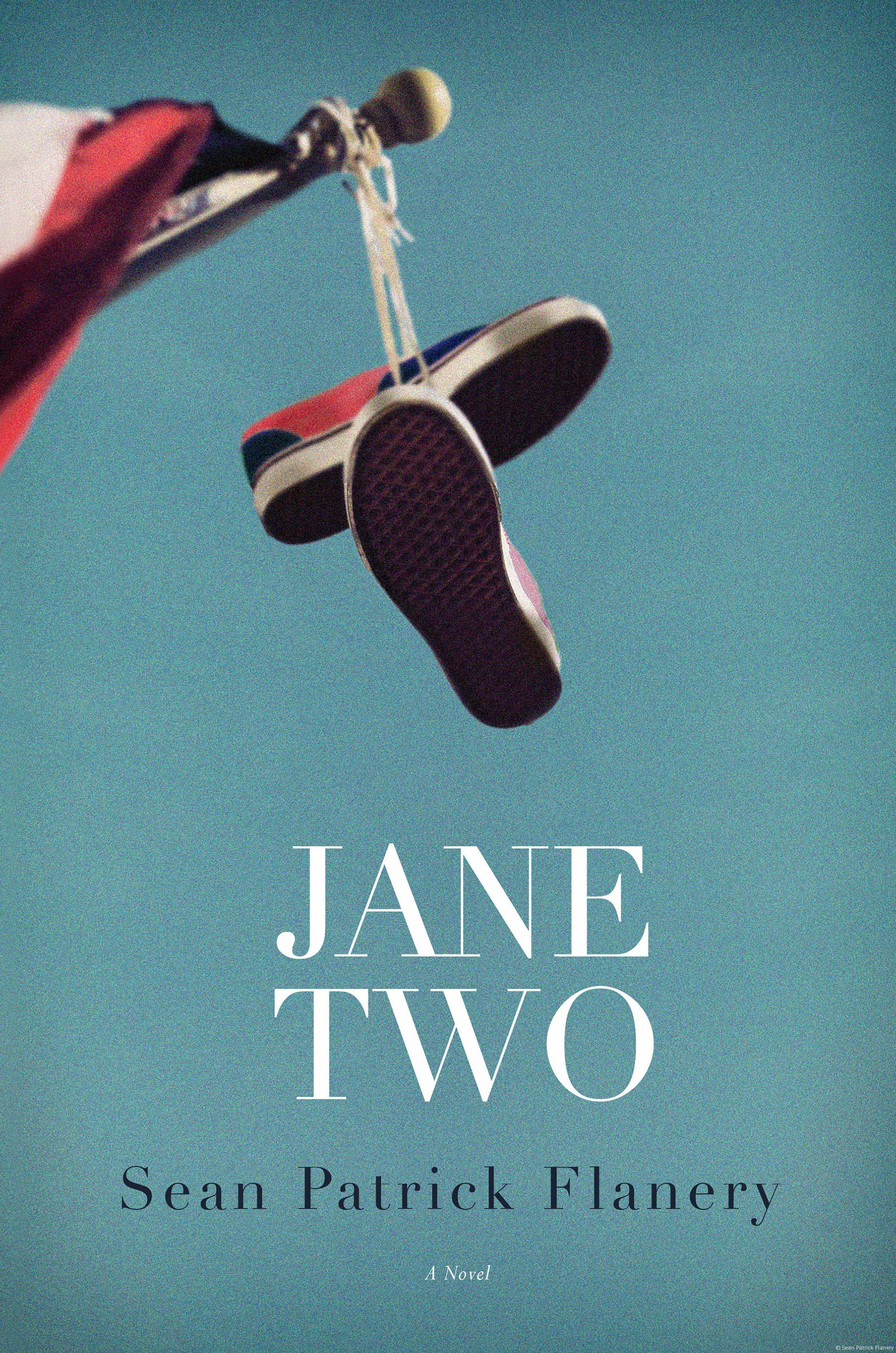Jane Two by Sean Patrick Flanery book cover
